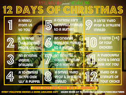 The 12 Days Of Christmas Price Index Reflects Consumer PricesGifts In 12 Days Of Christmas