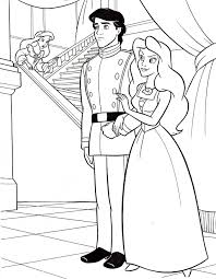 Colouring Pages Princess Coloring Pages For Kids Free Disney