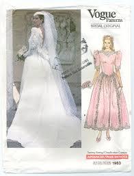 Vogue Bridal Patterns Best Design Inspiration