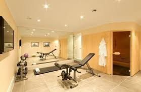 gym furniture. How To Create The Ideal Environment For A Home Gym Furniture