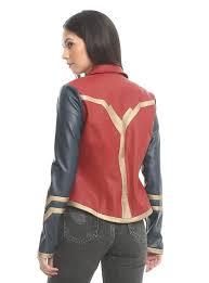 wonder women leather jackets