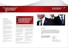 Training Brochure Template Coffee Shop Design Fold Flyer Format ...