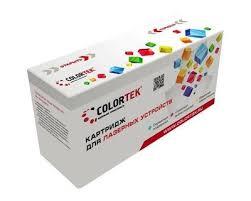 Совместимый <b>картридж Colortek TK-590k</b> для принтера Kyocera ...