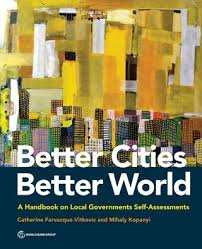 Better Cities Better World By World Bank Group Publications