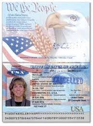Us Passport Card Template Sample Us Passport Messing Tucson Immigration Attorney Lawyer