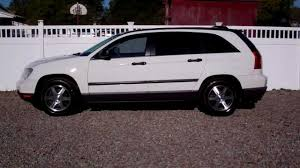 2007 Chrysler Pacifica 4.0 LX All Wheel Drive White - YouTube
