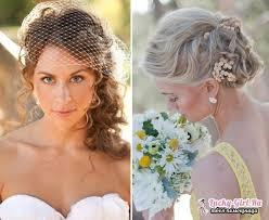 Svatební účes Pro Střední Vlasy Se Závojem A Diadem Svatební účesy