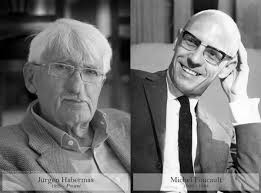 comparing the philosophy of jurgen habermas and michel foucault  comparing the philosophy of jurgen habermas and michel foucault inquiries journal