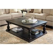 t880 1 ashley furniture mallacar black living room cocktail table