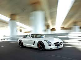 Фотографии Mercedes SLS AMG Roadster 2012