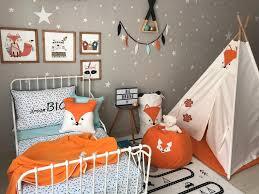 fox kids tee indoor playhouse orange