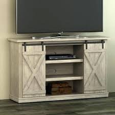 barn door media center. Barn Door Media Center. Console Plank Rustic Stand Wood Sliding Cabinet Center