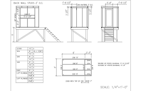 awesome 4x6 shooting house plans pictures exterior ideas 3d gaml