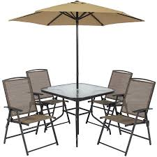 folding patio furniture set. best choice products 6pc outdoor folding patio dining set w/ table, 4 chairs , furniture c