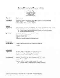 How To Write Resume For Server Position Example Of Spectacular