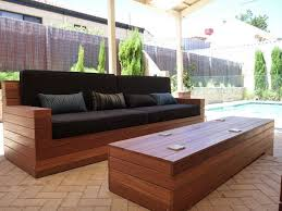modern wooden outdoor furniture. Unique Furniture Patio Custom Patio Furniture Outdoor Wood Minimalist Contemporary  Wooden Bench With Led Lights In Modern F