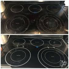 baking soda and peroxide designs how to clean flat top stoves glass stove cleaning