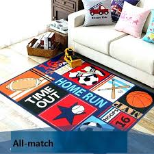 sports themed area rug sports area rugs excellent ideas with regard to ordinary themed sports area rugs sports themed area rugs