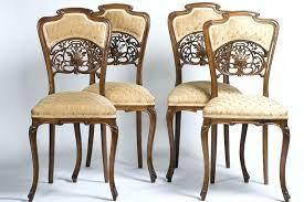 set of chairs art nouveau furniture wikipedia