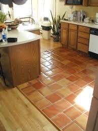 beautiful style kitchens design ideas terracotta kitchen floor white green with
