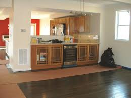 Removing Kitchen Cabinets 1000 Ideas About Load Bearing Wall On Pinterest Kitchen Open To