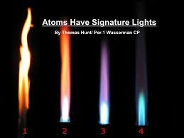 signature lighting. atoms have signature lights by thomas hunt per1 wasserman cp lighting