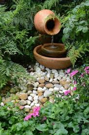 Small Picture 961 best Garden Water Feature images on Pinterest Landscaping