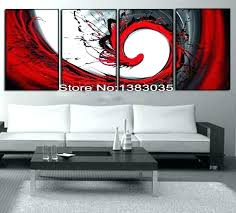 black white red wall art red and white room painting flying painted black white red canvas art oil painting modern abstract black white red canvas wall art on wall art black white and red with black white red wall art red and white room painting flying painted