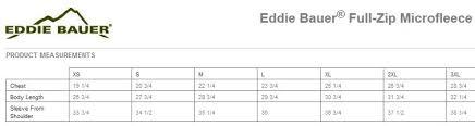 Bhs Eb224 Eddie Bauer Fleece