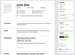 Make Free Resume Online Create A Free Resume Online And Save Make It Amazing Make A Free Online Resume