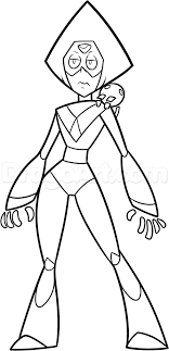 Small Picture Universe Characters Coloring Pages