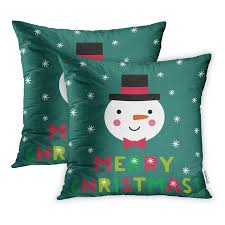 EREHome <b>Cartoon Christmas Snowman</b> Face Celebration Cute ...