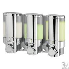 triple soap dispenser zoom