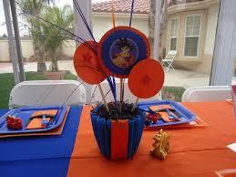 Dragon Ball Z Decorations dragon ball z birthday party supplies Buscar con Google DB 75