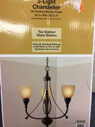 hampton bay 3 light chandelier for in las vegas nv