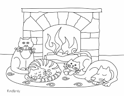 Small Picture Winter Coloring Page Wecoloringpage Wonderland Pages Winter Winter