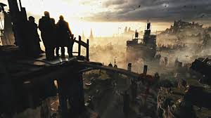 Dying Light 2 Ps4 Gameplay Dying Light 2 Early Walkthrough Gameplay E3 2018
