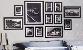 custom photo collage wall print on personalized photo collage wall art with create a focal point with a custom photo collage wall print