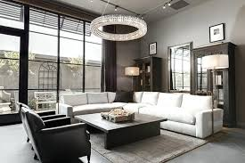 chandelier restoration hardware neutral home with inspiring white