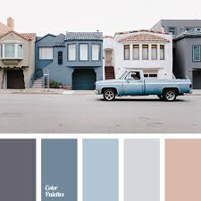 blue gray color palette ideas