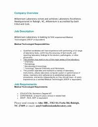 Sample Resume Lab Technician Day Care Center Director Cover Letter
