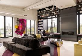 Redpath Industrial Chic Apartment By Les Ensembliers CAANdesign - Industrial apartment