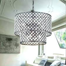 drum chandelier with crystal elegant crystals or large shades chandeliers oval square shade pendant light drum chandelier with crystal diy shade crystals