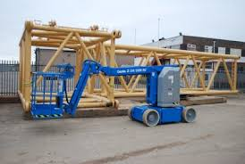 urban access specialists in uk powered access s of new 2006 genie z30 20 nrj self propelled boom lift