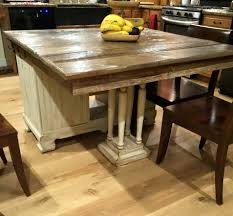 rustic kitchen island table. From Buffet To Rustic Kitchen Island, Design, Painted Furniture, Island Table T