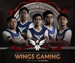 players wings left part of the official website registration