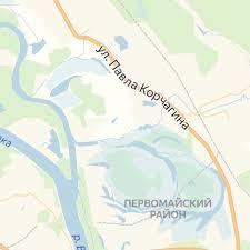 Где находится <b>Киров</b>. Расположение <b>Кирова</b> (<b>Кировская область</b> ...