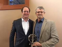 TenneSEIA gives Lifetime Achievement Award to LWS Founder • LightWave Solar