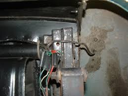 rear wiring harness location mga forum mg experience forums rear wiring harness 003 jpg