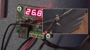 installing a w1209 12 volt dc digital temp controller into an installing a w1209 12 volt dc digital temp controller into an in tor